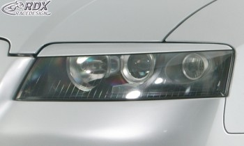 RDX Scheinwerferblenden Audi A4 8H Cabrio Böser Blick