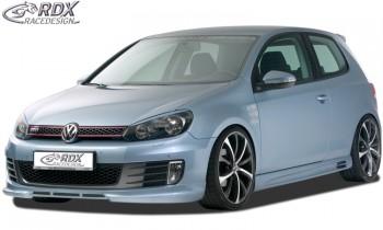 RDX Frontspoiler VW Golf 6 GTI / GTD Frontlippe Front Ansatz Spoilerlippe