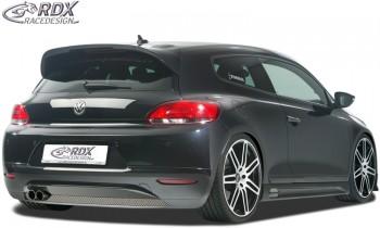 RDX Heckansatz VW Scirocco 3 (2009-2014) Heckschürze Heck