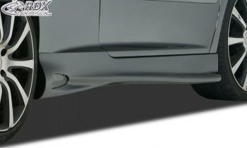 """RDX Seitenschweller Peugeot 207 CC """"GT4 ReverseType"""""""