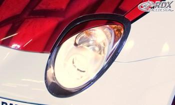 RDX Scheinwerferblenden Alfa MiTo Böser Blick