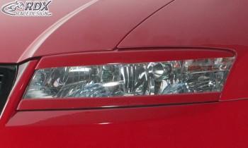 RDX Scheinwerferblenden für FIAT Stilo unten Böser Blick