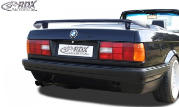 RDX Heckspoiler BMW E30 Heckflügel Spoiler