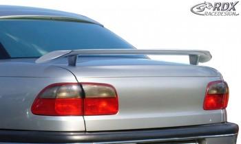 RDX Heckspoiler für OPEL Omega B Limousine Heckflügel Spoiler