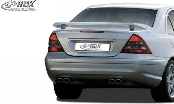 RDX Heckspoiler Mercedes C-Klasse W203 Heckflügel Spoiler