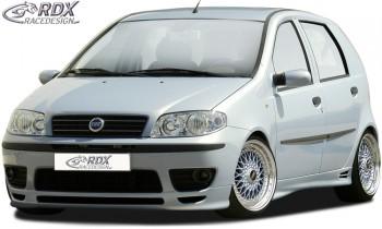 RDX Frontspoiler Fiat Punto 2 Facelift Frontlippe Front Ansatz Spoilerlippe