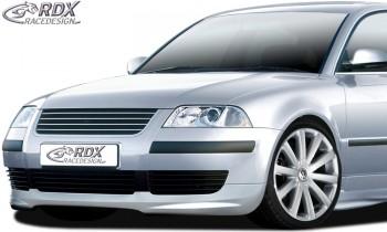 RDX Frontspoiler VW Passat 3BG Frontlippe Front Ansatz Spoilerlippe