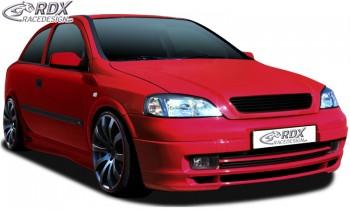 RDX Frontspoiler Opel Astra G Frontlippe Front Ansatz Spoilerlippe
