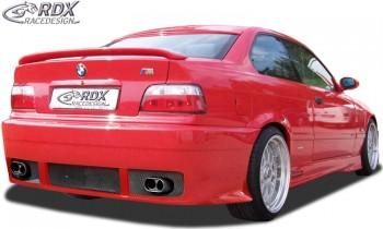 "RDX Heckstoßstange BMW E36 ""GT-Race"" Heckschürze Heck"