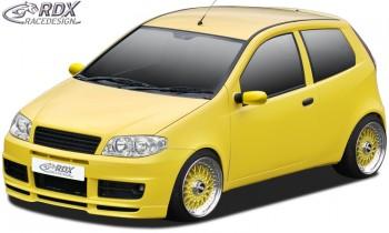 RDX Frontspoiler Fiat Punto 2 Facelift SPORTING Frontlippe Front Ansatz Spoilerlippe