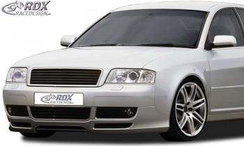 RDX Frontspoiler Audi A6 4B C5 Facelift (ab 01) Frontlippe Front Ansatz Spoilerlippe