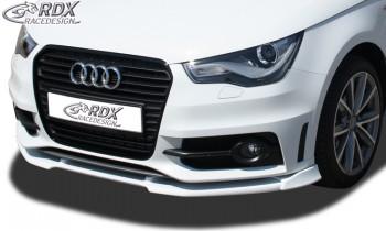 RDX Frontspoiler VARIO-X AUDI A1 8X & A1 8XA Sportback S-Line (-01/2015) Frontlippe Front Ansatz Vorne Spoilerlippe