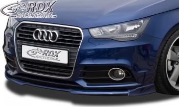 RDX Frontspoiler VARIO-X AUDI A1 8X & A1 8XA Sportback (-01/2015; nicht S-Line) Frontlippe Front Ansatz Vorne Spoilerlippe