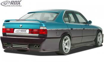 RDX Heckstoßstange BMW E34 Heckschürze Heck