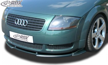 RDX Frontspoiler VARIO-X für AUDI TT 8N Frontlippe Front Ansatz Vorne Spoilerlippe