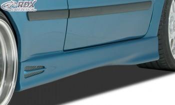 """RDX Seitenschweller FIAT Punto 1 """"GT4"""""""