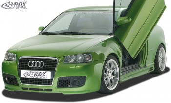 "RDX Frontstoßstange Audi A3 8L ""SingleFrame Design 1"" Frontschürze Front"