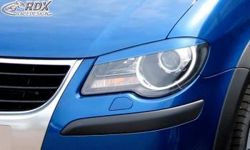 RDX Scheinwerferblenden VW Touran 1T Facelift 2006+ Böser Blick