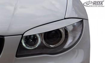 RDX Scheinwerferblenden BMW 1er E81 / E82 / E87 / E88 Böser Blick