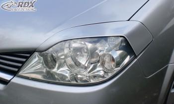 RDX Scheinwerferblenden Nissan Primera P12 2002-2007 Böser Blick