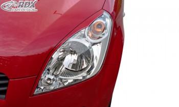 RDX Scheinwerferblenden Suzuki Splash 2008+ Böser Blick