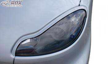 RDX Scheinwerferblenden Smart fortwo Coupe & Cabrio C451 2007+ Böser Blick