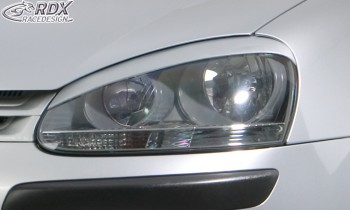 """RDX Scheinwerferblenden VW Golf 5 Böser Blick """"X-trem"""""""
