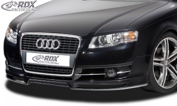 RDX Frontspoiler Audi A4 B7 8H Cabrio Frontlippe Front Ansatz Spoilerlippe