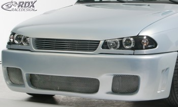 RDX Motorhaubenverlängerung Opel Astra F Böser Blick
