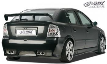 """RDX Heckstoßstange Opel Astra G """"GT-Race"""" Heckschürze Heck"""