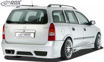 "RDX Heckstoßstange Opel Astra G Caravan / Kombi ""GT-Race"" Heckschürze Heck"