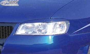 RDX Scheinwerferblenden für SEAT Cordoba Facelift (1999+) Böser Blick