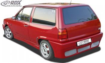 """RDX Heckstoßstange für VW Polo 3 / 86c2f Steilheck / Kombi mit KZ-Mulde """"GT4"""" Heckschürze Heck"""