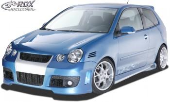 """RDX Frontstoßstange VW Polo 9N """"GTI-Five"""" Frontschürze Front"""