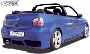 "RDX Heckstoßstange VW Golf 4 Cabrio ""GT4"" Heckschürze Heck"
