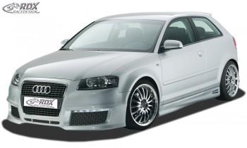 "RDX Frontstoßstange Audi A3 8P ""SingleFrame Design 2"" Frontschürze Front"
