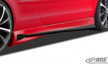 "RDX Seitenschweller VW Polo 9N3 ""GT4 ReverseType"""