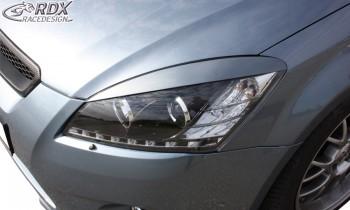 RDX Scheinwerferblenden KIA Ceed & Pro Ceed Typ ED -2009 Böser Blick