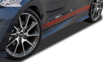 "RDX Seitenschweller HYUNDAI i30 Coupe 2013+ ""Turbo"""