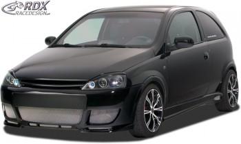 "RDX Frontstoßstange Opel Corsa C ""NewStyle"" Frontschürze Front"