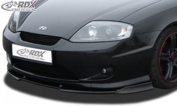 RDX Frontspoiler VARIO-X für HYUNDAI Coupe GK 2005-2007 Frontlippe Front Ansatz Vorne Spoilerlippe