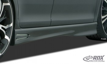 "RDX Seitenschweller Skoda Fabia 2 Typ 5J (-2010 & Facelift 2010+) ""GT4"""