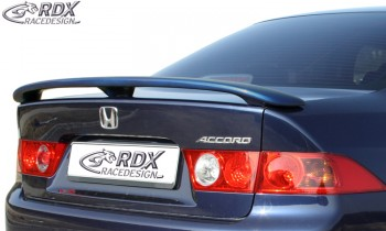 RDX Heckspoiler HONDA Accord 7 2002-2008 Limousine Heckflügel Spoiler