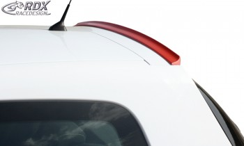RDX Hecklippe RENAULT Clio 3 Phase 1 & 2 Dachspoiler Heckspoiler
