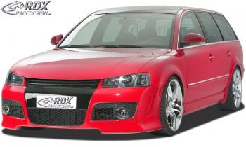 "RDX Frontstoßstange VW Passat 3B ""GTI-Five"" Frontschürze Front"
