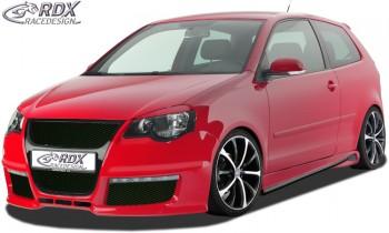 """RDX Frontstoßstange für VW Polo 9N3 """"GTI-Five"""" Frontschürze Front"""