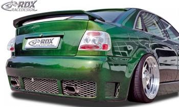 """RDX Heckstoßstange Audi A4 B5 Limousine """"GT-Race"""" Heckschürze Heck"""