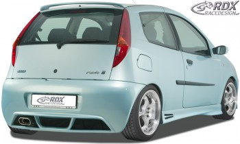 "RDX Heckstoßstange Fiat Punto 3 bzw. Punto 2 Facelift ""Turbo"" Heckschürze Heck"