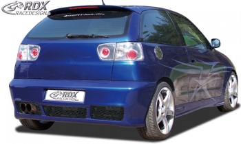 """RDX Heckstoßstange Seat Ibiza Facelift (1999+) """"GT4"""" Heckschürze Heck"""
