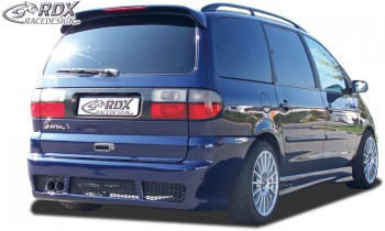 "RDX Heckstoßstange Seat Alhambra (-2000) ""GT4"" Heckschürze Heck"